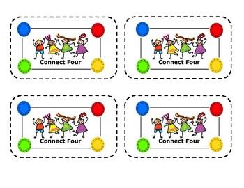 Fourth Grade Math Station Games