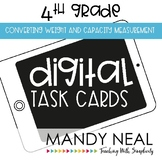 Fourth Grade Math Task Cards ~ Converting Weight & Capacit