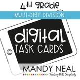 Fourth Grade Math Task Cards ~ Multi-Digit Division