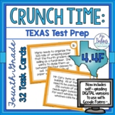 Fourth Grade Math Division Test Prep TEKS 4.4F