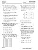 Fourth Grade Math Test Prep: STAAR Assessment Daily Quiz STAAR 4.4D