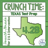 Fourth Grade Math STAAR Test Prep Tier 2 & 3 Intervention