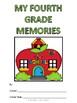 Fourth Grade Memory Album