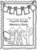 Fourth Grade Memory Book- Western Theme