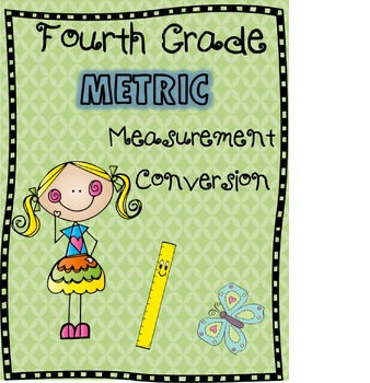 Converting Metric Units of Measure