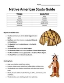 Fourth Grade Native American Study Guide