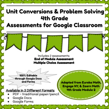 Engage NY Fourth Grade New York State Math Module 2 Assessment