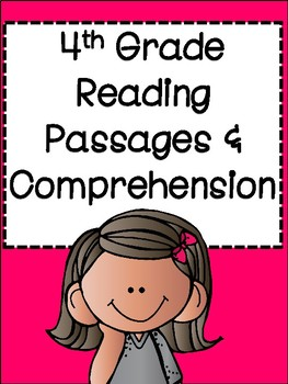 Fourth Grade Non Fiction Passages and Comprehension