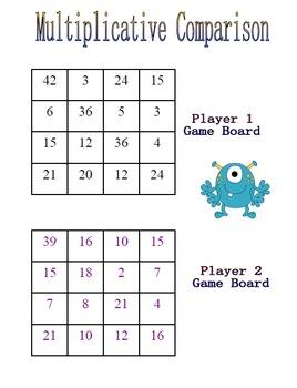 Fourth Grade OA No Prep Game Bundle