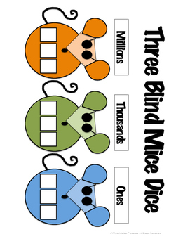Fourth Grade Place Value Packet