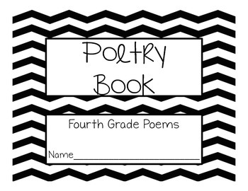 Fourth Grade Poetry Packet- Core Knowledge Series