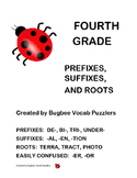 Fourth Grade Prefixes, Suffixes, and Roots