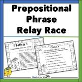 Fourth Grade Prepositional Phrase Relay