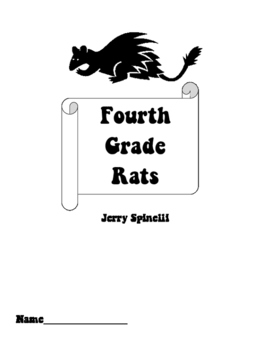 Fourth Grade Rats Novel Resources