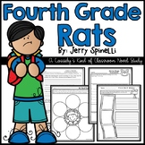 Fourth Grade Rats Novel Study