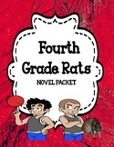 Fourth Grade Rats - Novel Study Unit