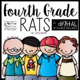 Fourth Grade Rats Novel Study and DIGITAL Resource