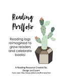 Reading Portfolio - Reading Logs Reimagined!
