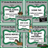 4th Grade Reading Street Spelling & Vocab  (Unit 2 Bundle - Printable Only)