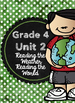 Fourth Grade Reading Units of Study Teacher Binder {Lucy C