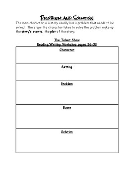 Fourth Grade Reading Wonders Unit 1 Week 2