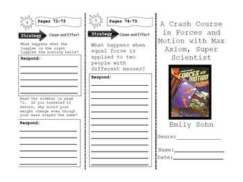 Fourth Grade Reading Wonders Unit 1 Week 4 Anthology Tri-Fold