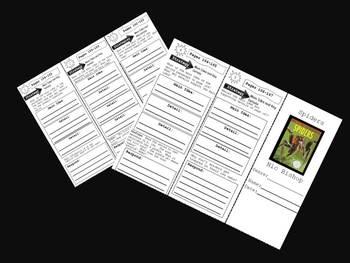 Fourth Grade Reading Wonders Unit 2 Anthology Tri-Folds Al