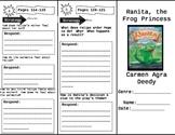 Fourth Grade Reading Wonders Unit 2 Week 2 Anthology Tri-Fold