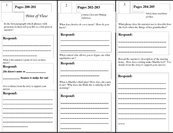 Fourth Grade Reading Wonders Unit 3 Week 2 Anthology Tri-Fold