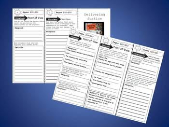 Fourth Grade Reading Wonders Unit 3 Week 3 Anthology Tri-Fold
