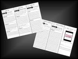 Fourth Grade Reading Wonders Unit 3 Week 5 Anthology Tri-Fold