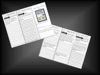 Fourth Grade Reading Wonders Unit 4 Week 1 Anthology Tri-Fold
