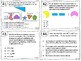 NEW Fourth Grade Task Cards ALL MATH STANDARDS 108 questions STAAR test prep