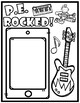 Fourth Grade Rocked End of School Year Booklet