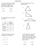 Fourth Grade Math STAAR Review