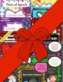 Fourth Grade SUPER Bundle! ~ Lesson Plans, ELA Activities, Graphic Aids & More!