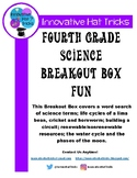 Fourth Grade Science Breakout