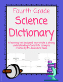 Fourth Grade Science Dictionary