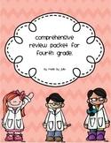 Fourth Grade GA Milestone Science Review/Study Guide