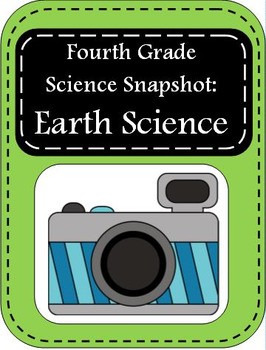 Fourth Grade Science Snapshot: Earth Science