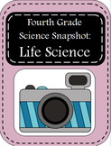 Fourth Grade Science Snapshot: Life Science