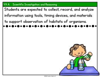 Fourth Grade Science TEKS