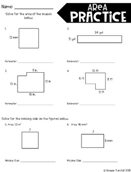 Fourth Grade Skill Pages Measurement