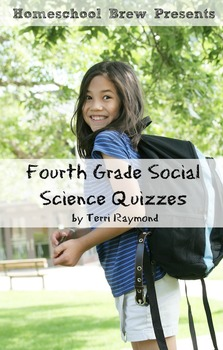 Fourth Grade Social Science Quizzes