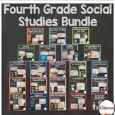 Fourth Grade Social Studies Bundle
