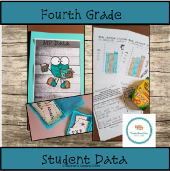 Fourth Grade Student Data Collection Sheets
