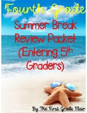 Fourth Grade Summer Review Packet (Entering 5th Graders) - Distance Learning