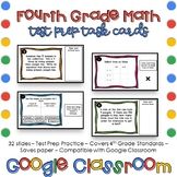Fourth Grade Math Review - SBAC Test Prep - Distance Learning