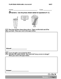 Fourth Grade Time and Money Assessment
