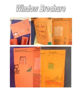 Fourth Grade- Transparent, Opaque, Translucent Project Rubric